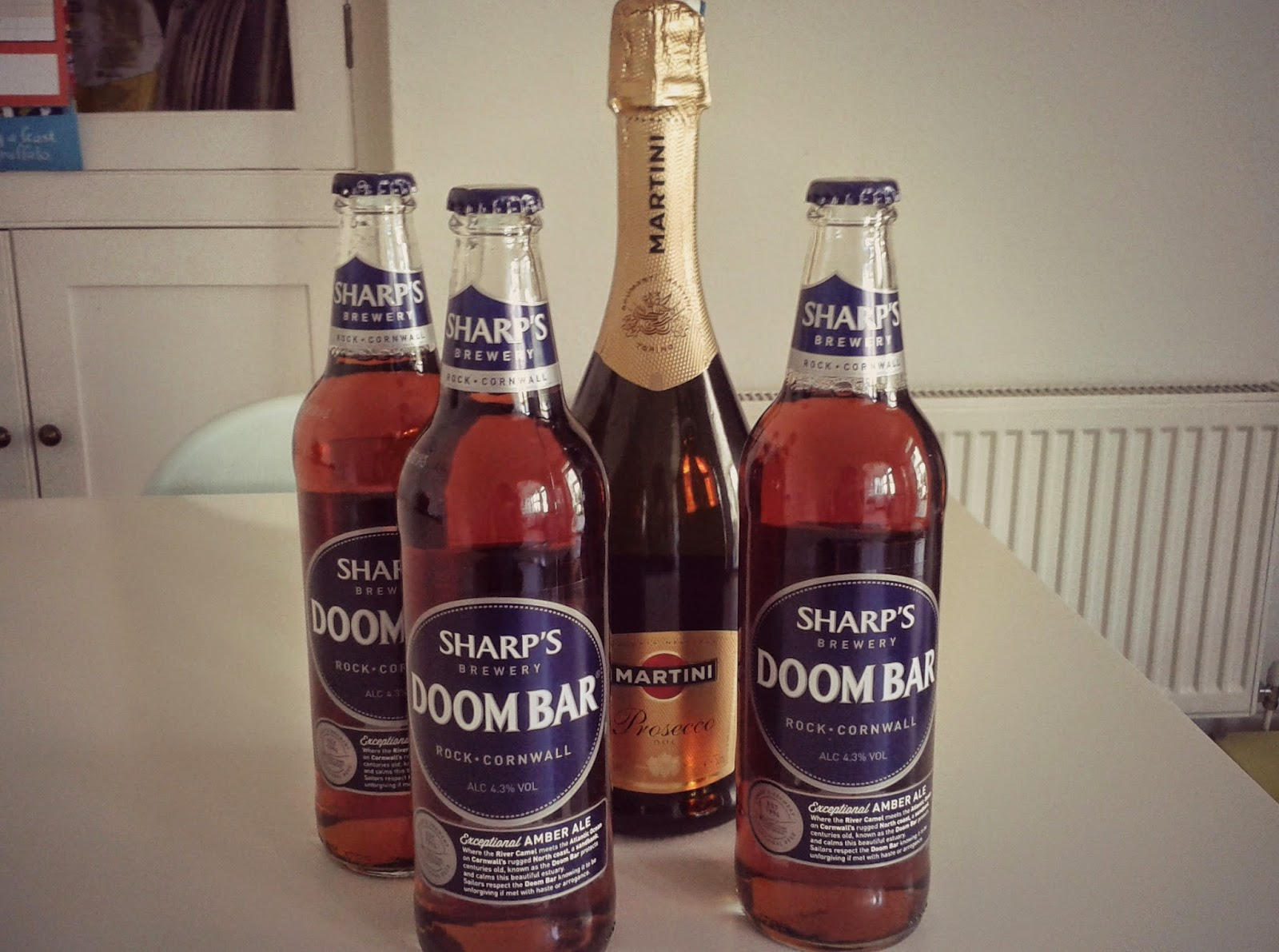 Project 365 day 251 - Doombar & Prosecco // 76sunflowers