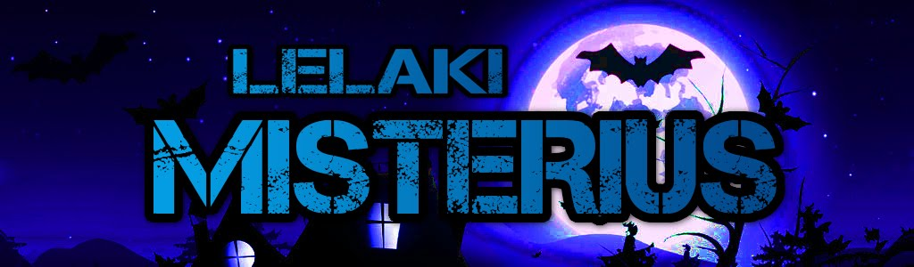<center>LELAKI MISTERIUS</center>