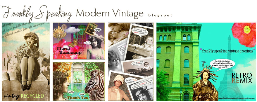 Frankly Speaking Modern Vintage Blogspot