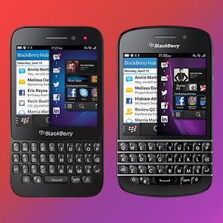 Perbandingan BlackBerry Q5 dan Q10