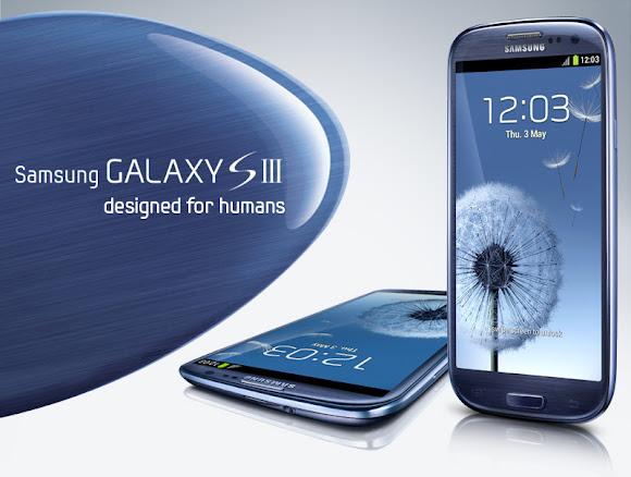 Galaxy SIII - O novo smartphone da Samsung