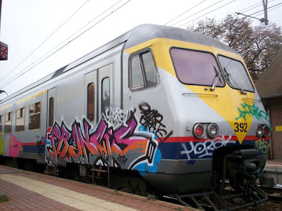 graffiti francis