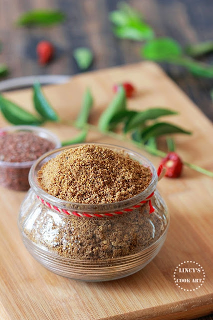Flax seed Chutney Podi