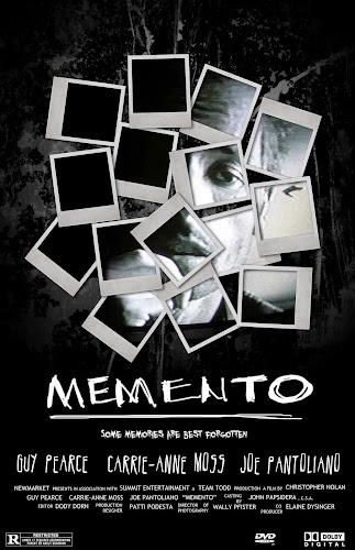 Memento (BRRip HD Inglés Subtitulada) (2000)