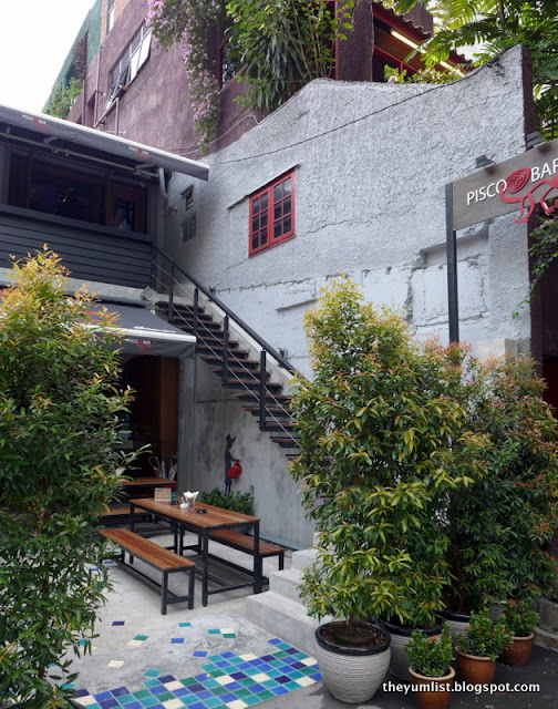 Pisco Bar, Spanish Tapas and Wines, Kuala Lumpur
