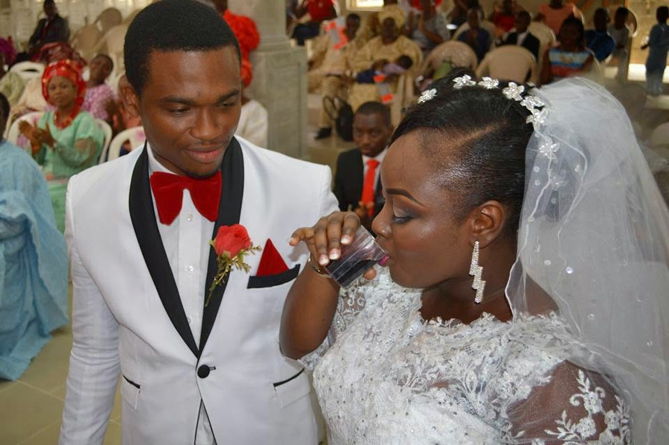 photos happy married life gbenga oke amp wife gbengaoke1