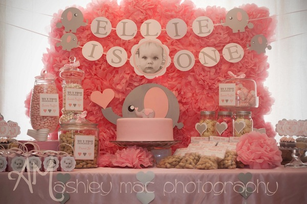 Elephant Baby shower ideas and inspiration | Hello my Baby