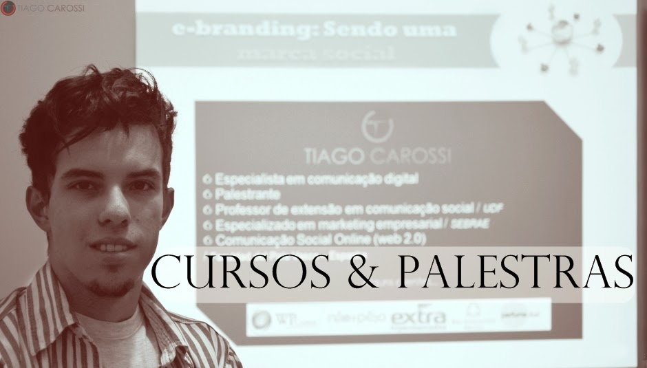 Tiago Carossi Palestrando