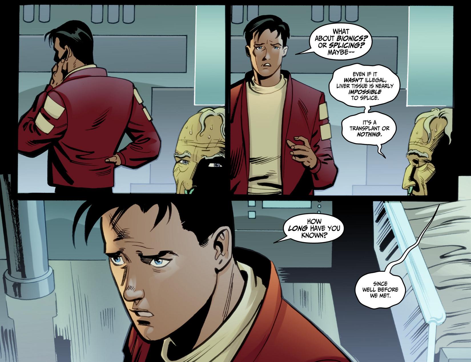 Batman Beyond (2012) Issue #11 #11 - English 10