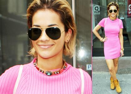 Rita Ora Hot