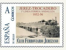 JEREZ- TROCADERO 1852-56
