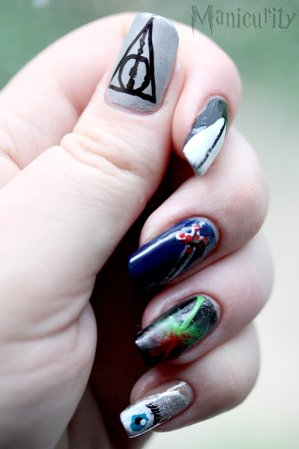 Harry Potter and the Deathly Hallows thumb
