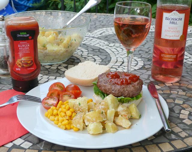 Summer foods from Asda