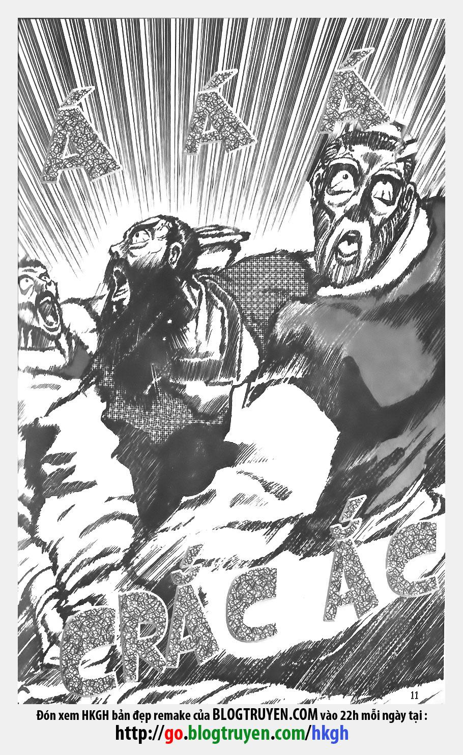 Hiệp Khách Giang Hồ - Hiệp Khách Giang Hồ Chap 048 - Pic 12
