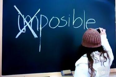 Imposible... ¿o no?