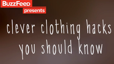 10 Clever Clothing Hacks You Should Know
