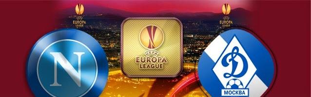 Napoli Vs Dinamo Moscow