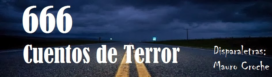Cuentos de Terror, Misterio y Suspenso