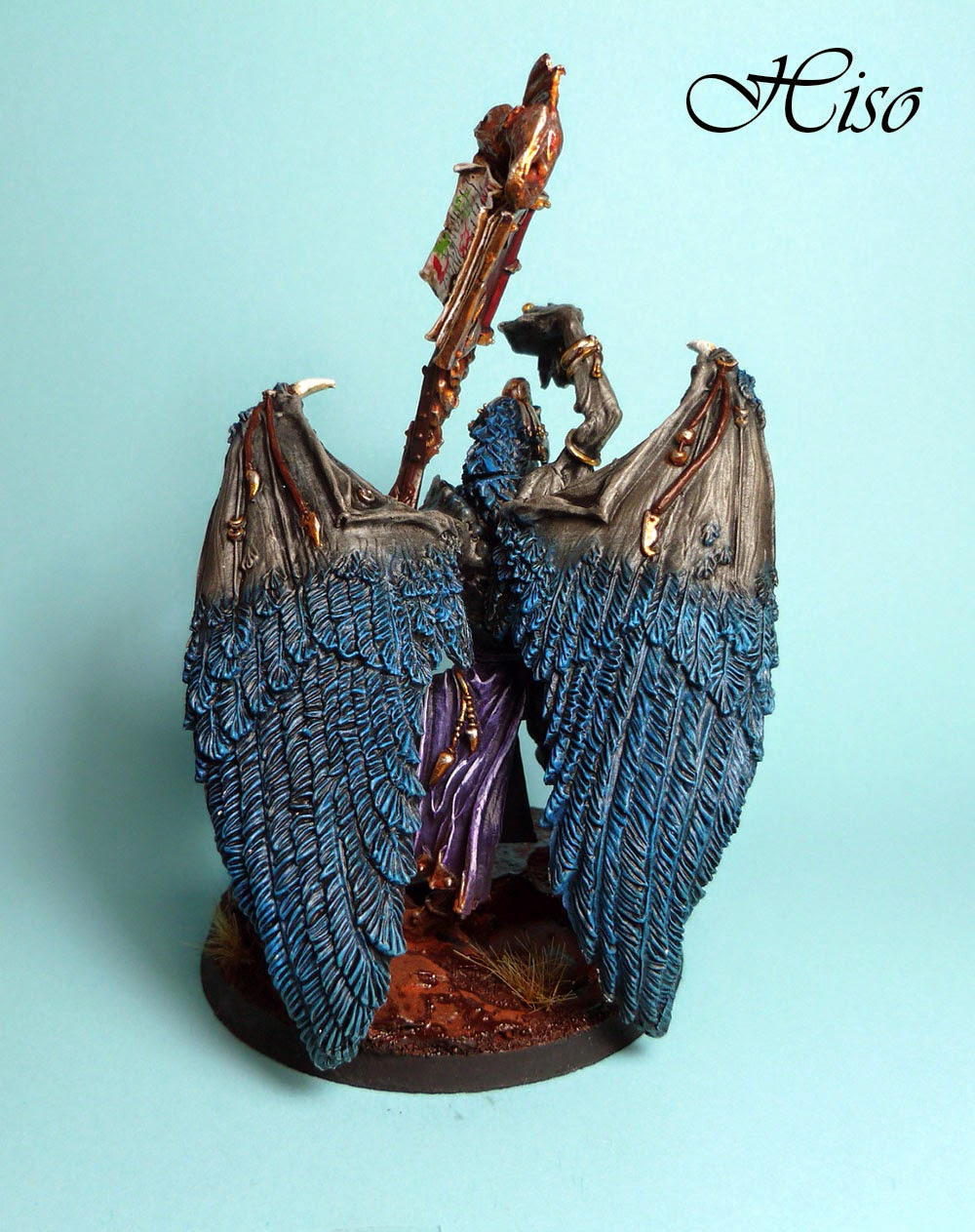 Chaos daemon - kairos the fateweaver