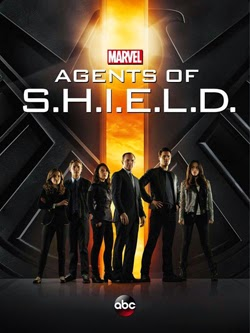 Marvels Agents Of S.h.i.e.l.d 2013 poster
