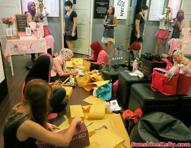 BubbleGum Brazilian Wax, Bubble Gum Wax, Sri Hartamas, Girlie Party, Brazilian Wax, wax party,