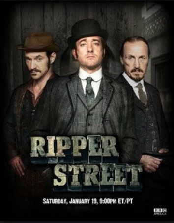Ripper Street – Todas as Temporadas – Legendado