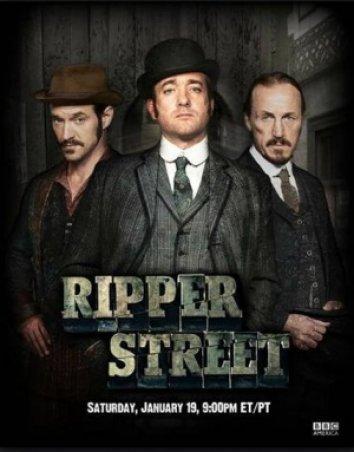 Ripper Street – Todas as Temporadas – Legendado