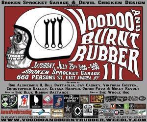 Voodoo and Burnt Rubber III