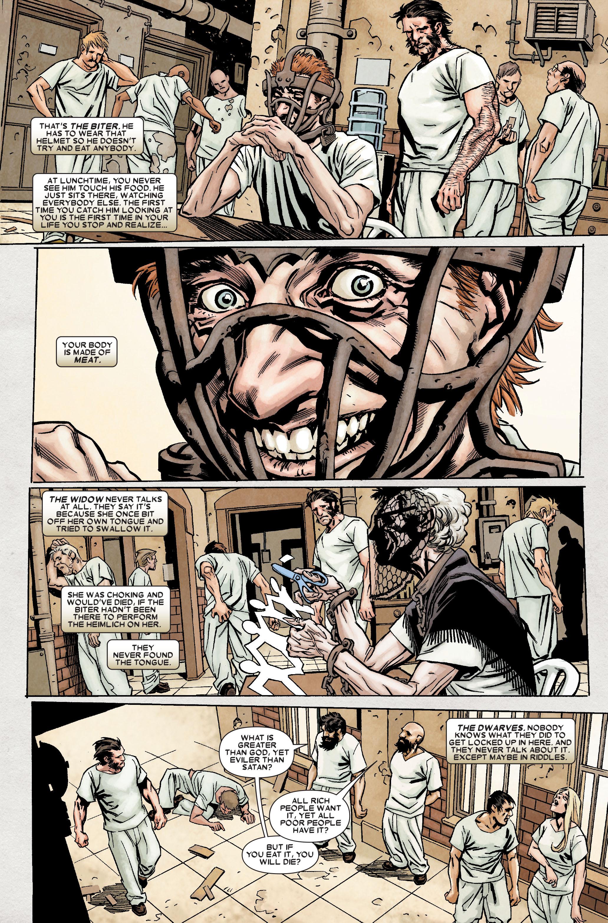 Wolverine: Weapon X #6 #11 - English 10