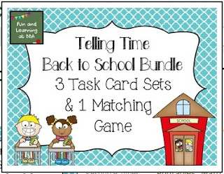 https://www.teacherspayteachers.com/Product/Back-to-School-Themed-Telling-Time-Bundle-1868157