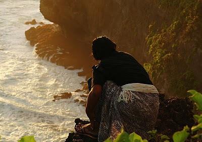 Uluwatu cliffs, Bali