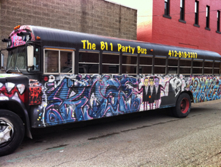 The B11 Party Bus