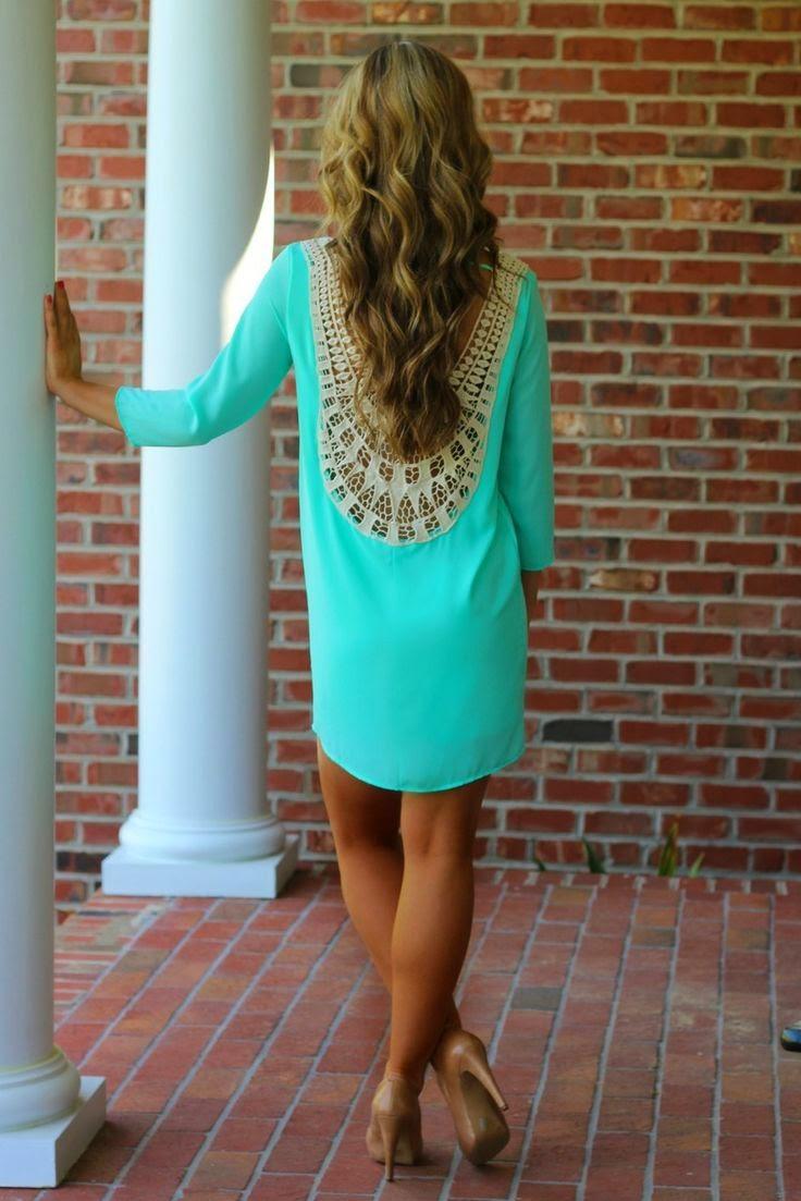Beautiful long Hair Style + Well Designed Sky blue long shirt + Golden Heels