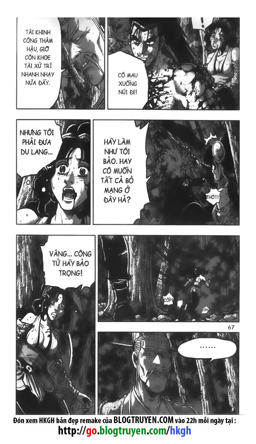 Hiệp Khách Giang Hồ - Hiệp Khách Giang Hồ Chap 359 - Pic 12