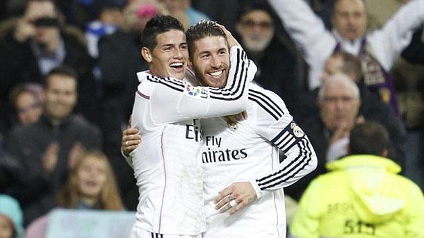 Sergio Ramos habría dado un toque de atención a Isco y James