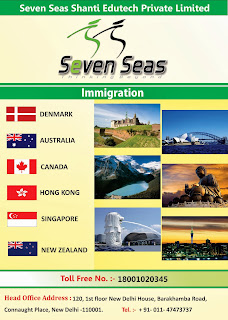 Services of an Overseas Immigration consultant, immigration, immigration consultant, immigration consultant in Delhi, immigration consultants, sevenseas, sevenseasedutech, seven seasedutech,