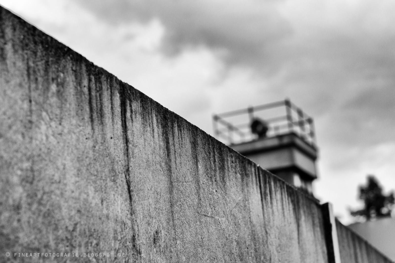 Fine Art Fotografie Gedenkst 228 Tte Berliner Mauer