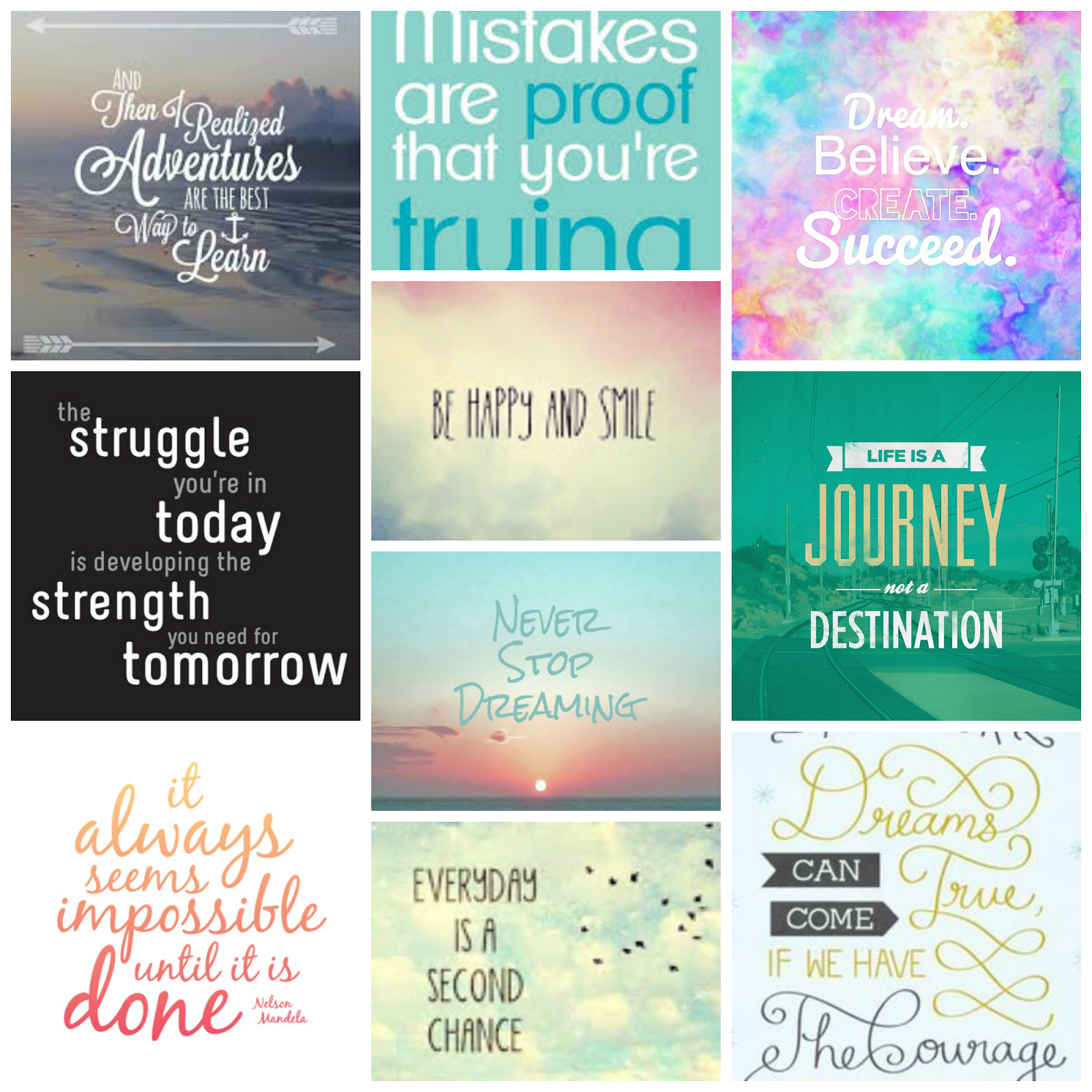 Collage Quote Collections | QuotesCop.com