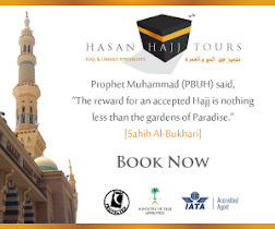 Hasan Hajj Tour UK