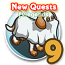 FarmVille Ghost Catcher Quests Icon