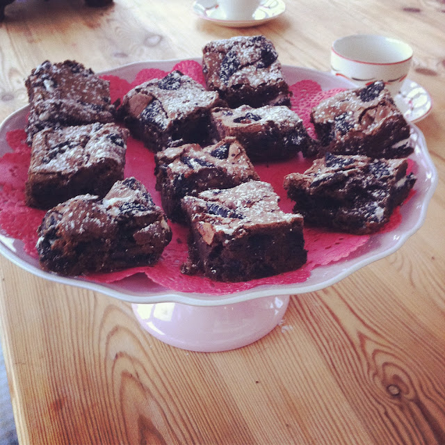 lorraine pascale brownie recipe