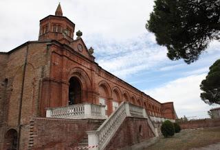 Monumental cemetery of Ravenna (Ravenna, Italy)