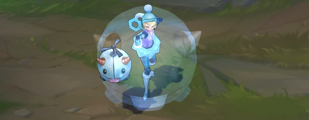 how to get snow day malzahar skin