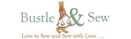 Bustle and Sew