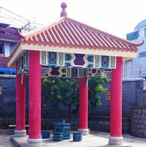 Tempio taoista, Isola di Cheung-Chau (Hong Khong)