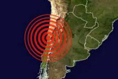 TERREMOTO 8.3 GRADOS EN CHILE 16 DE SEPTIEMBRE 2015