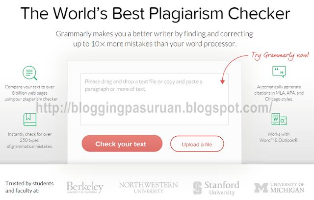 Cara Melacak Pencuri Artikel Blog Anda