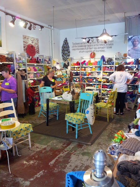 Knit Love And Knit Again September 2014