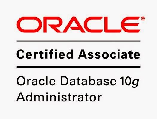 Oracle Certified Associate 10g