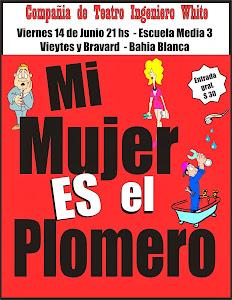 Mi mujer es el Plomero - Escuela media nro. 3